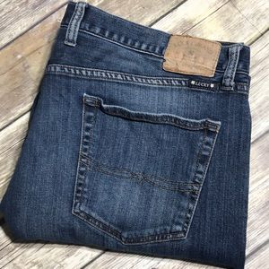 Lucky Brand Jeans 361 Vintage Straight 42 x 32